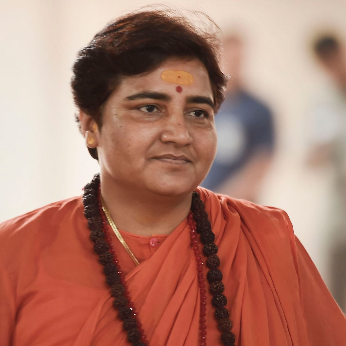 'Threat letter' lying in MP Pragya Thakur's office for over two months, finally sent for testing