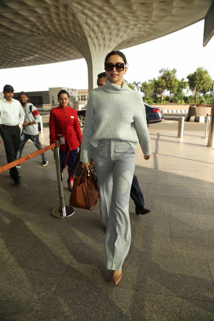 Cost of Deepika Padukone's Louis Vuitton bag can get you 30 grams of gold