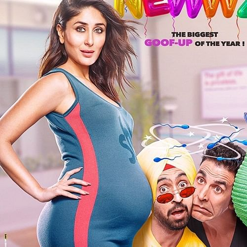 'Good Newwz' Poster: Akshay, Kareena Diljit, Kiara in biggest goof-up of the year