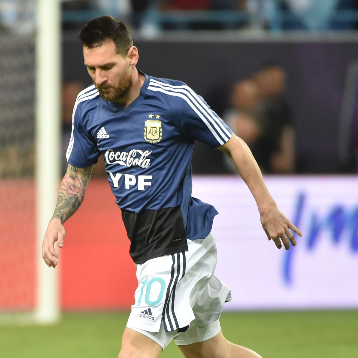 World Cup Qualifiers: Argentina held 1-1 in qualifying; Bolivia official arrested