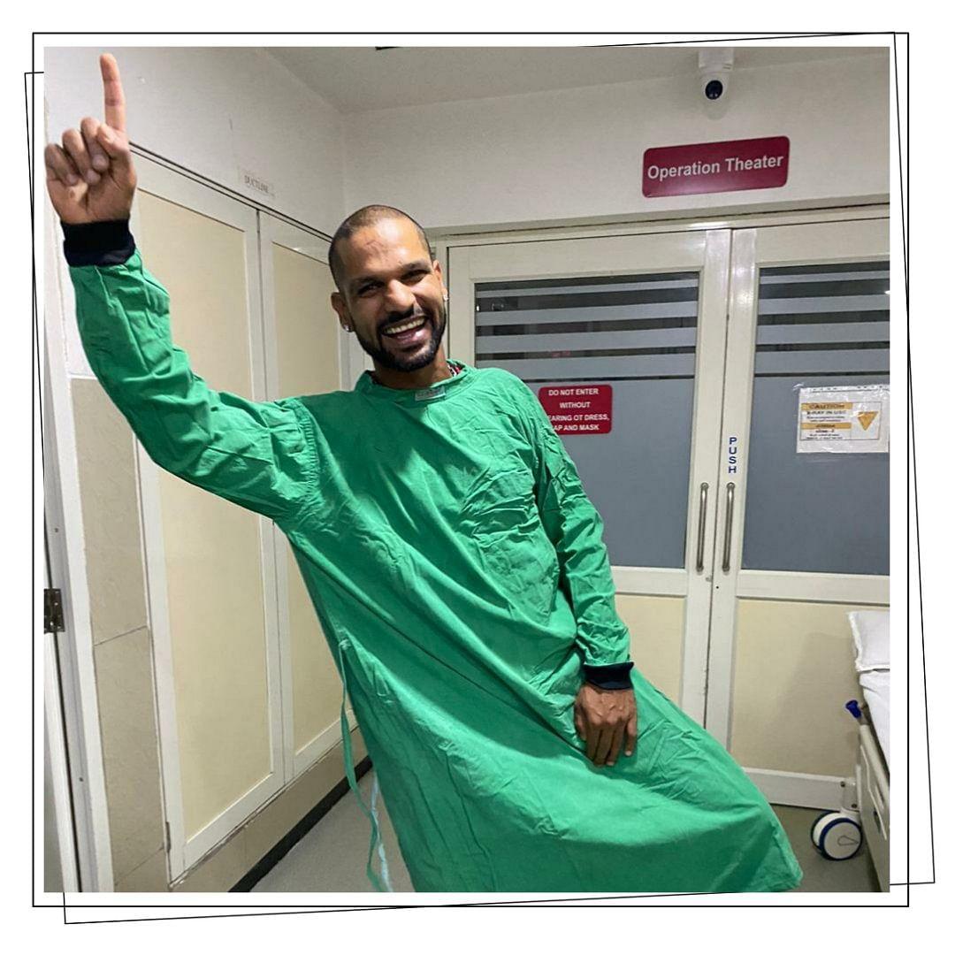 Happy Birthday Shikhar Dhawan: When the opener spent initial phases of coronavirus lockdown doing 'ghar ke kaam'