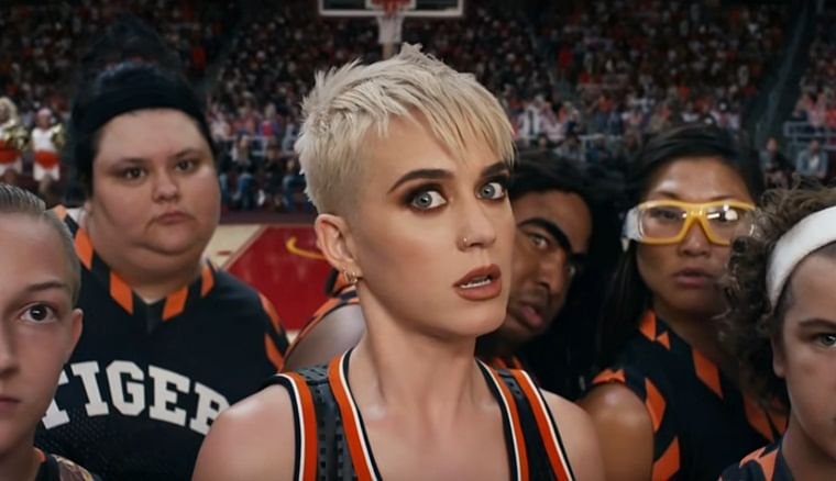 Too poor to attend Katy Perry's concert? Here are some of her tops songs from YouTube