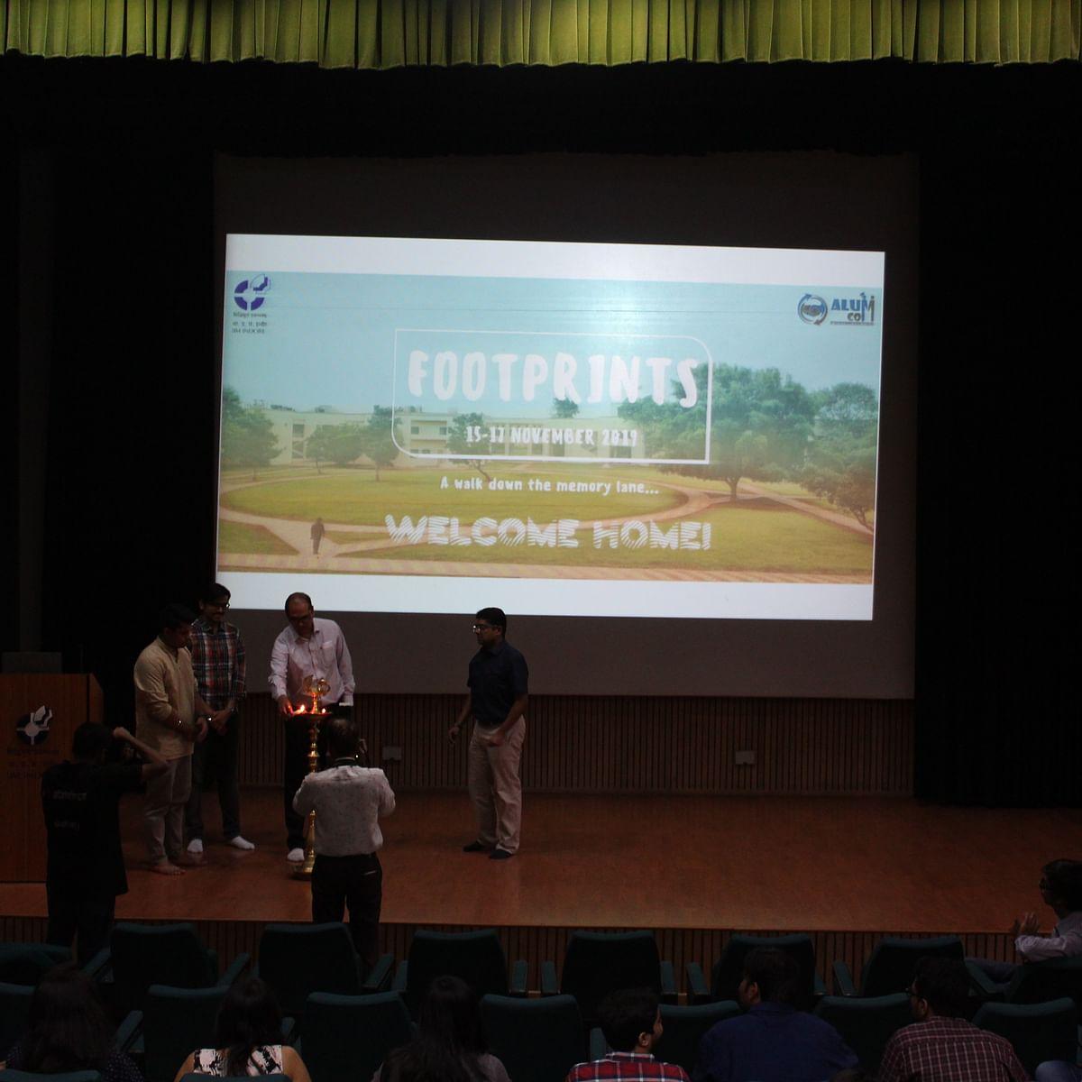 Indore: IIM-I Footprints 2019 inaugurated