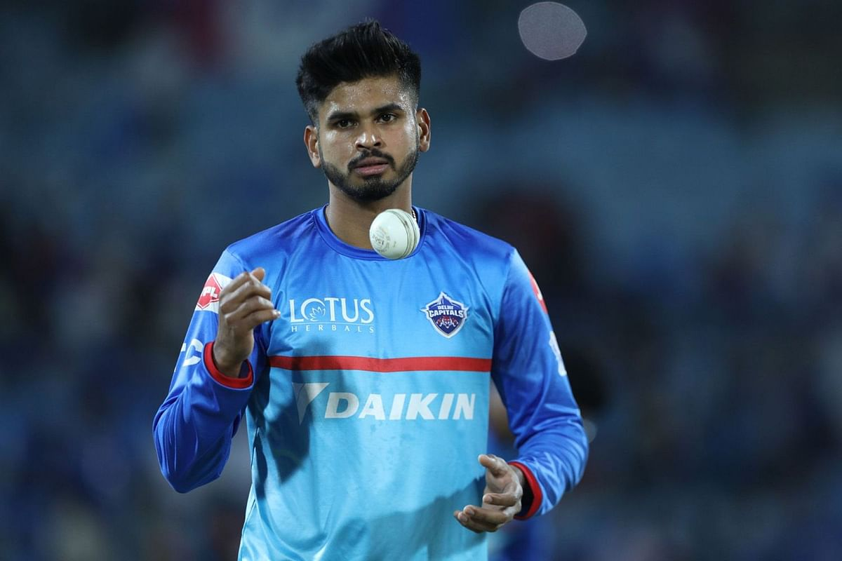 Shreyas Iyer Delhi Capitals captain