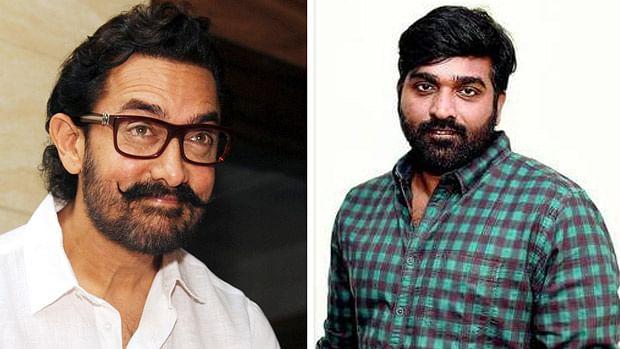 Vijay Sethupathi confirms being a part of Aamir Khan's 'Laal Singh Chaddha'