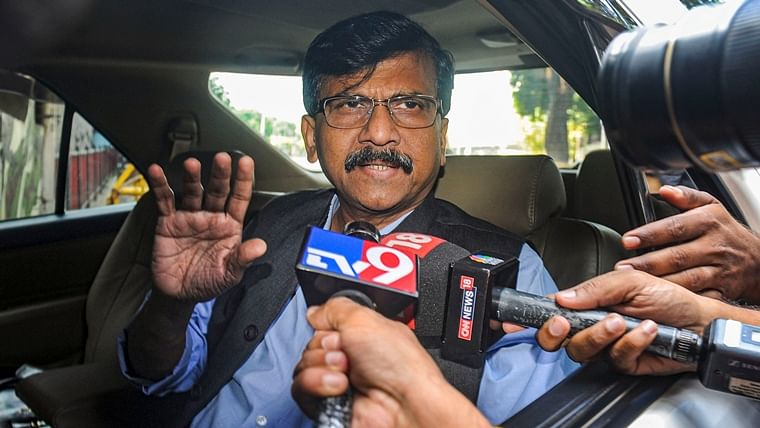 BJP leaders will turn crazy without power, says Sanjay Raut