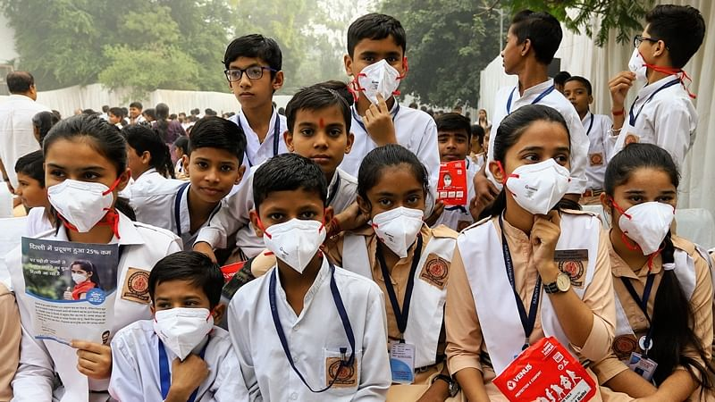 Opposition questions BMC's decision of distributing masks to students