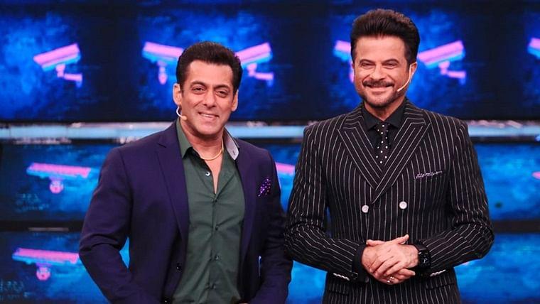 Bigg Boss 13: Salman Khan reveals Anil Kapoor likes to walk in his underwear, recalls funny incident