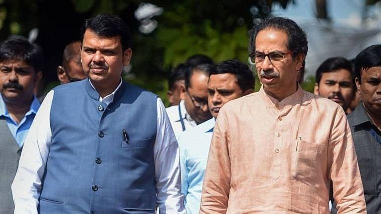 BJP Maha president Chandakant Patil slamming Sena for refusing to accept the people's mandate for the Mahayuti