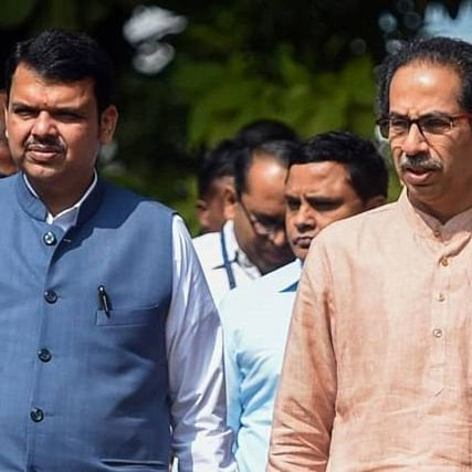Instead of shouting slogans in Maha Assembly, BJP should demand money from Centre: Uddhav Thackeray