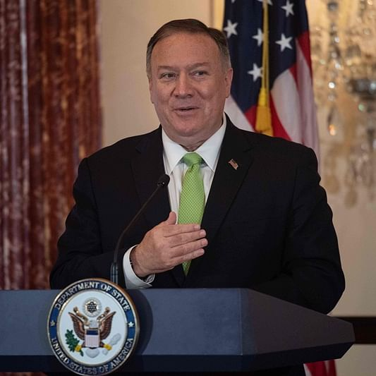 Mike Pompeo awarded Pepsico India for saving over 17 billion litres of water
