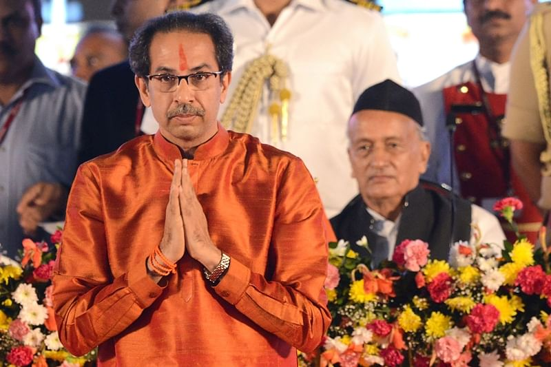 Uddhav Thackeray  gets experienced hands; six ministers take oath, more to follow