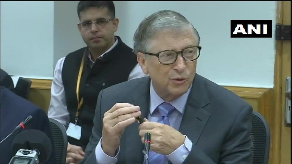 Significant improvements in Indian health system in the last decade, says Bill Gates