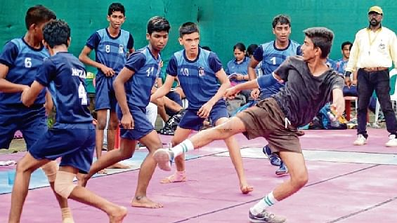 MSSA kabaddi gets underway