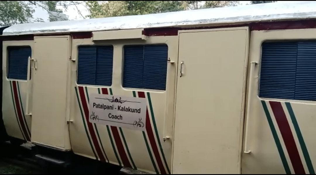 Indore: Replica of heritage train showcased in museum