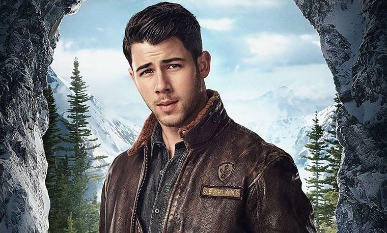Nick Jonas shares first character poster from 'Jumanji: Next Level'