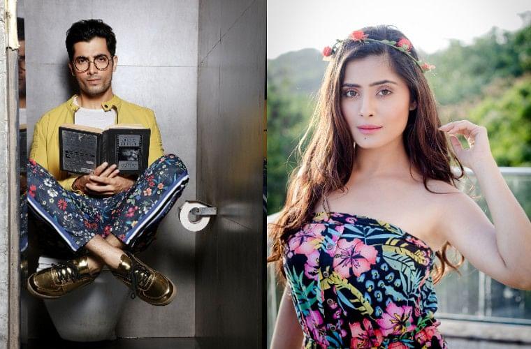 Ssharad Malhotra and Vaishali Thakkar