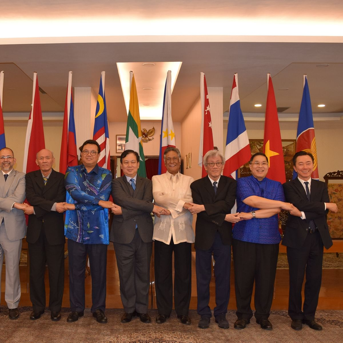 What is our objection to ASEAN: That it is not Asian enough?
