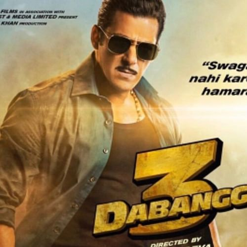 Attention Salman Khan fans, Chulbul Pandey wants you to write the most badass dialogue for 'Dabangg 3'