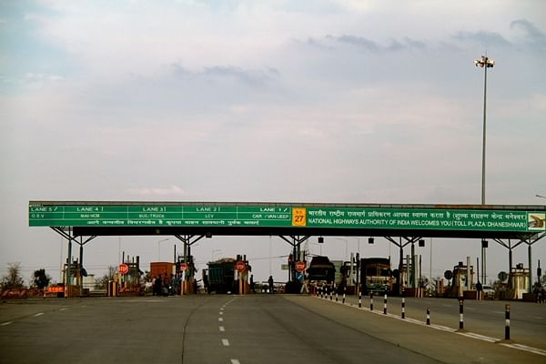 RFID-based FASTags will cut queues on NH toll lanes