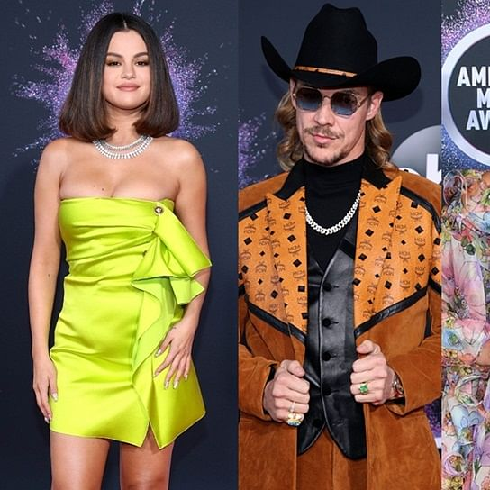 AMAs 2019: Selena Gomez to Halsey - Celebs with quirkiest outfits at the red carpet