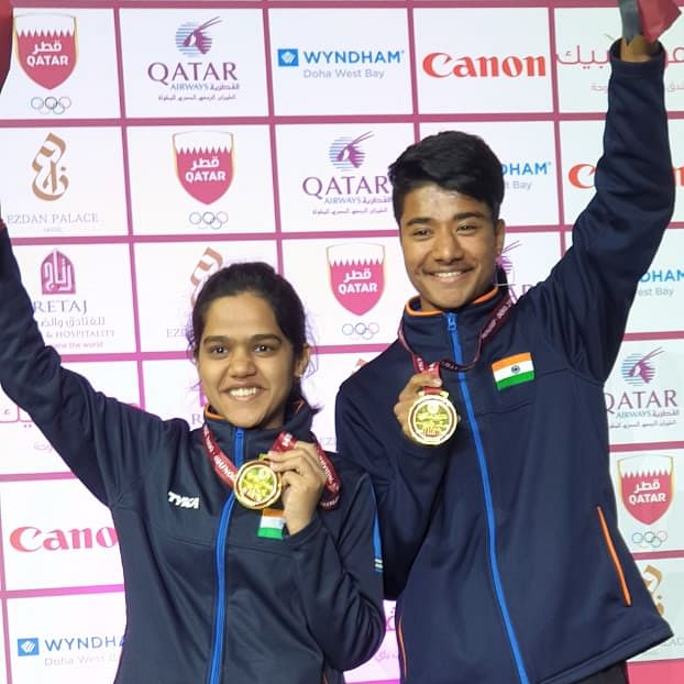 India bags hat-trick of gold medals at ISSF World Cup