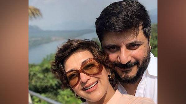 Sonali Bendre pens heartfelt message on her wedding anniversary