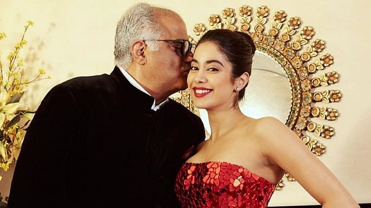 You're the best man I'll ever know: Janhvi wishes dad Boney Kapoor on his birthday