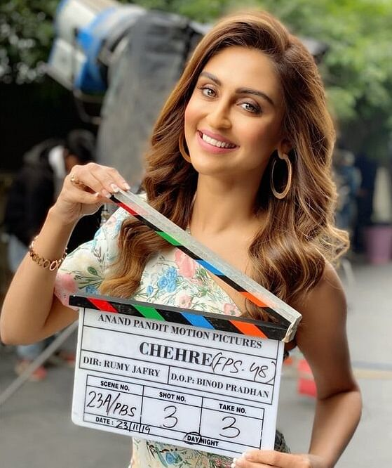 Krystle D'Souza to debut with Amitabh Bachchan's 'Chechre' after Kriti Kharbanda walks out