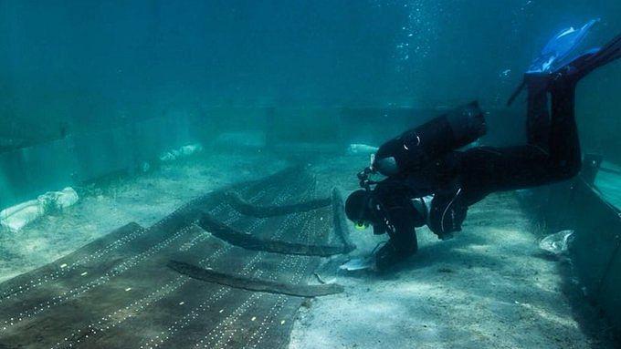 Cyprus: 6th-century shipwreck found