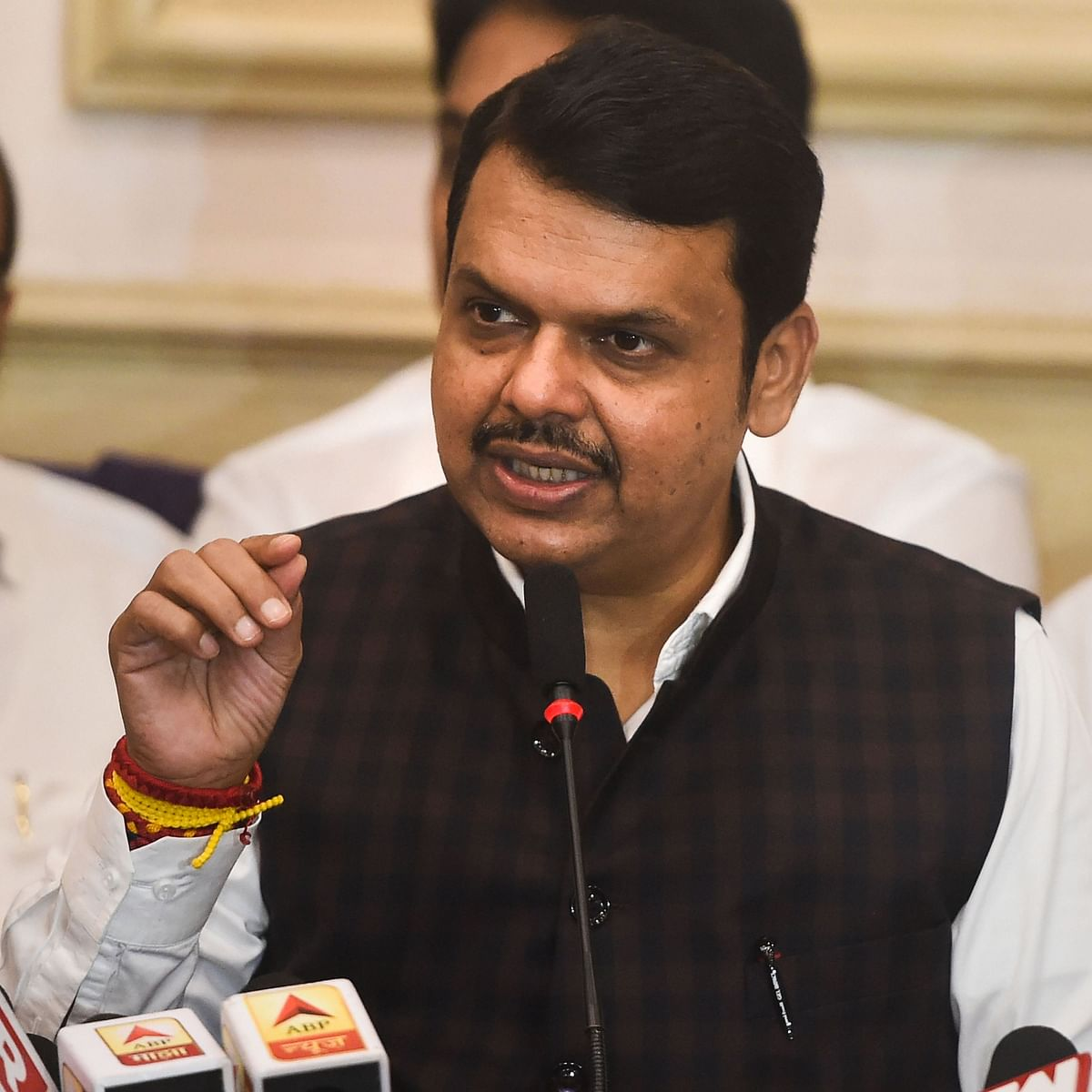 Another bio change for Fadnavis, now he's 'Caretaker CM'