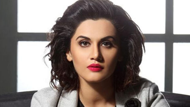 Taapsee Pannu gives a befitting response to man who asked her to speak in Hindi at IFFI 2019