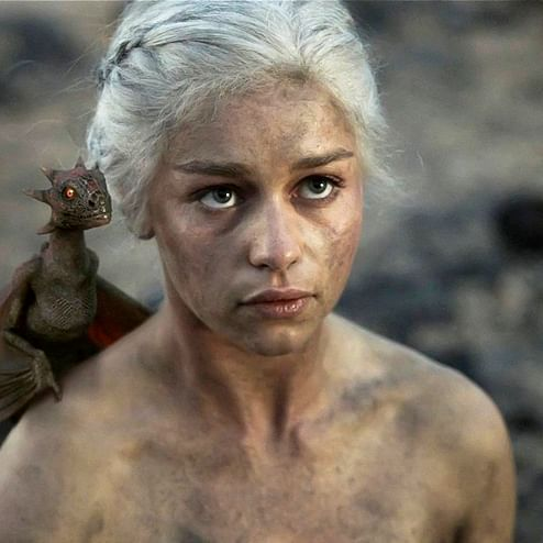 Emilia Clarke opens up on being pressurized to do nude scenes for 'GoT' fans