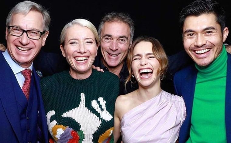 Christmas coming early: Emilia Clarke starrer 'Last Christmas' arriving a week early!
