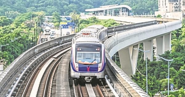 Metro IV line: Now, MMRDA gets nod to cut over 1000 trees