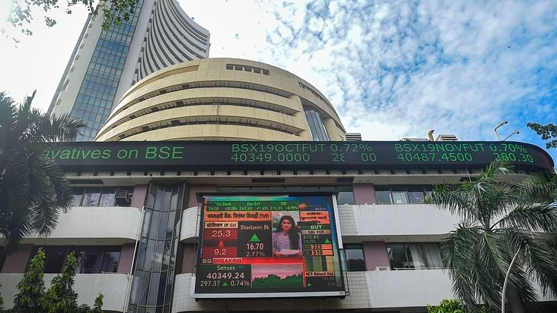Sensex rises over 100 points in opening trade; Nifty above 11,300
