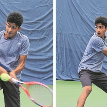 Davis Cup: Pakistan teens to take on Leander Paes