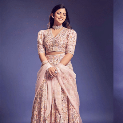 Isha Ambani's aesthetic pink lehenga is a must-have this wedding season