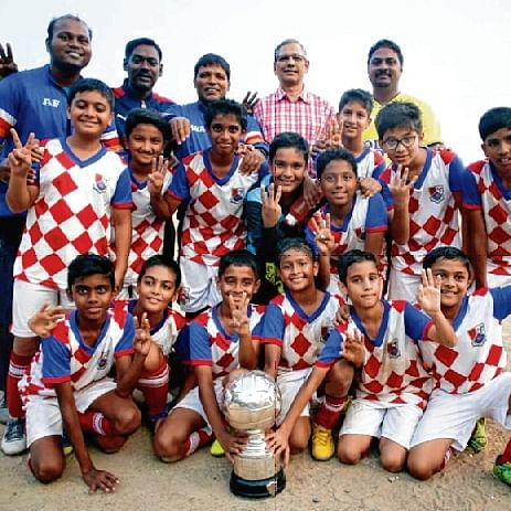 MSSA: Campions are new inter-school football champions