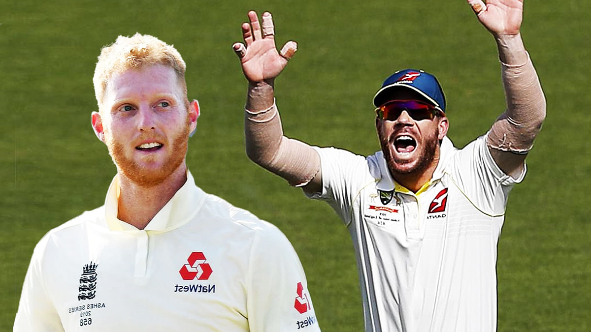 """Bloody Warner"": The reason behind Ben Stokes' spectacular Ashes"