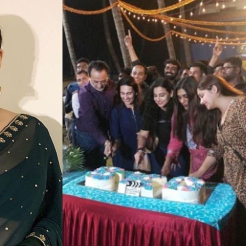Vidya Balan wraps up shooting of 'Shakuntala Devi- Human-Computer'