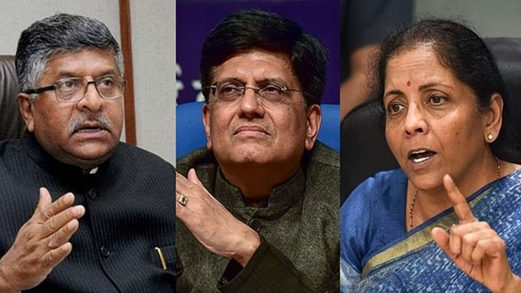 4.5% GDP Growth Shocker: How Modi ministers tried to tell us All Iz Well