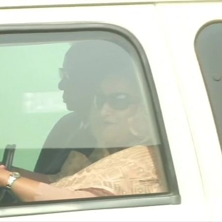 Bangladesh PM Sheikh Hasina arrives in India, will inaugurate first day-night test match at Eden Gardens