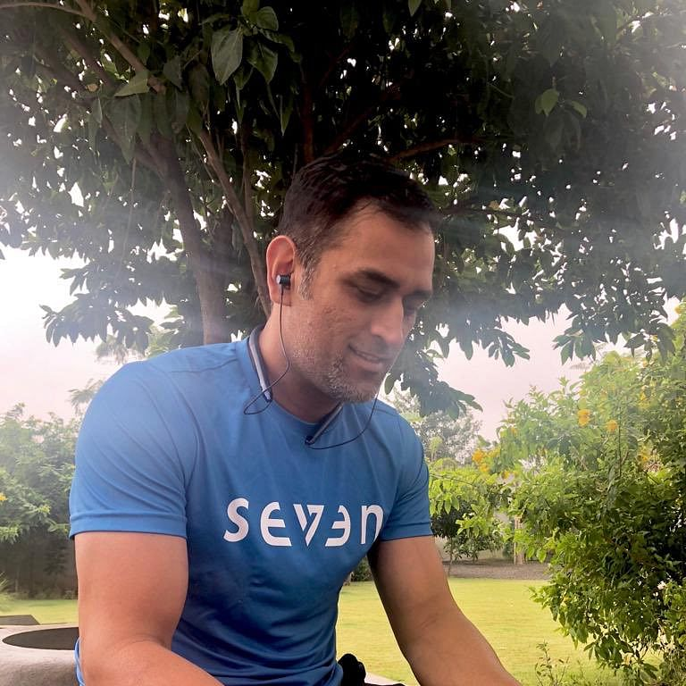 Men are lions until they get married, says MS Dhoni