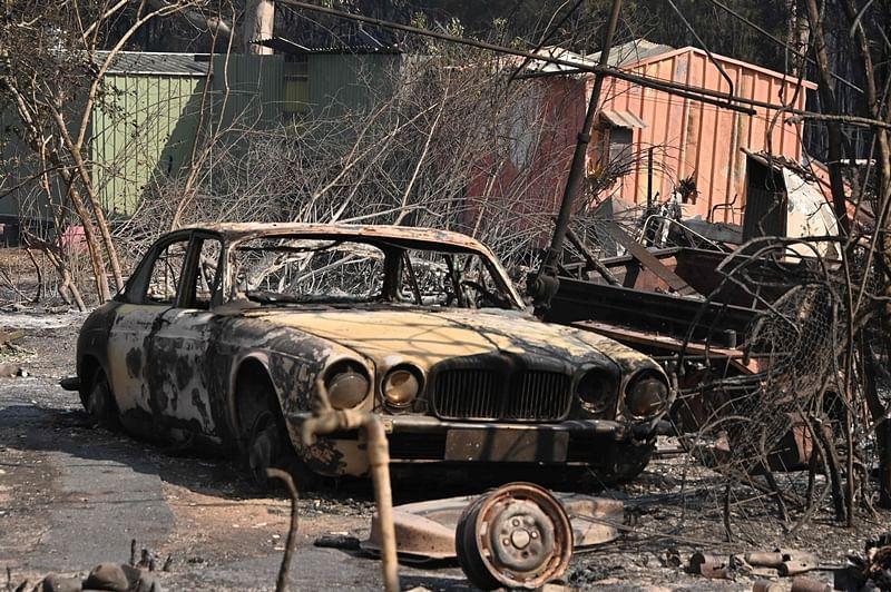 Australia fires: Sydney faces catastrophic danger