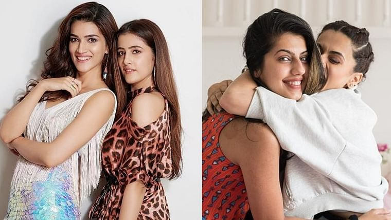 Nupur Sanon to Shagun Pannu, 6 lesser-known sisters of Bollywood divas you never knew existed!