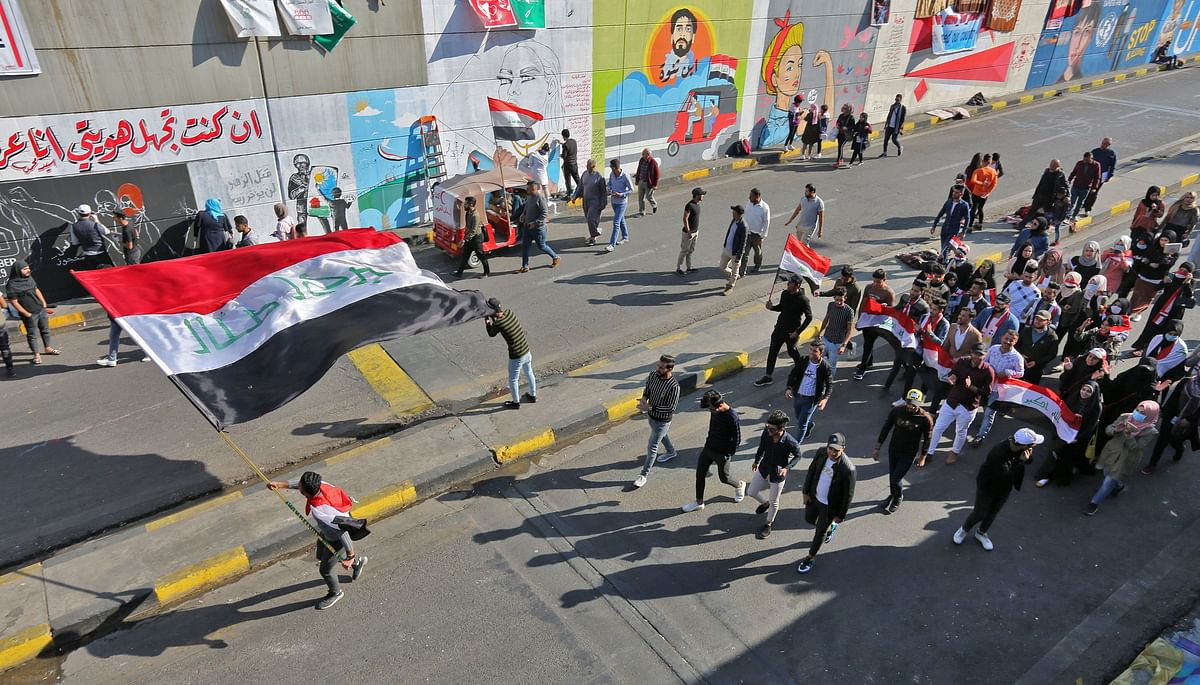 Iraq: 3 protesters killed in clashes, total at 7