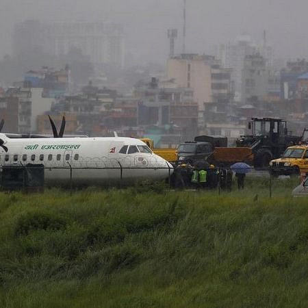 Nepal: Two airplanes collide at Tribhuwan airport; no casualties