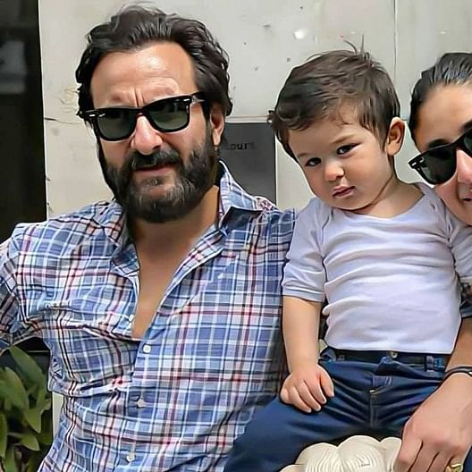 'Not necessary he has to be actor or cricketer': Kareena says there's no pressure on Taimur