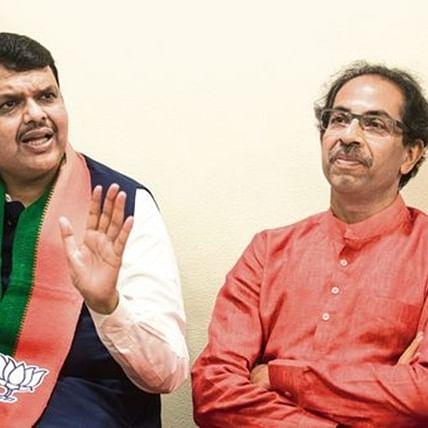 Maharashtra impasse: Shiv Sena, BJP release videos on power-sharing claims, engage in social media war